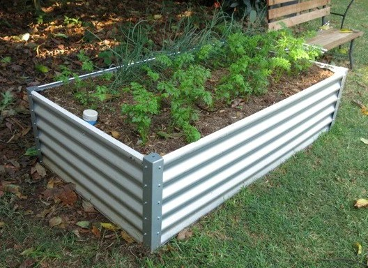 Above Ground Garden Kit