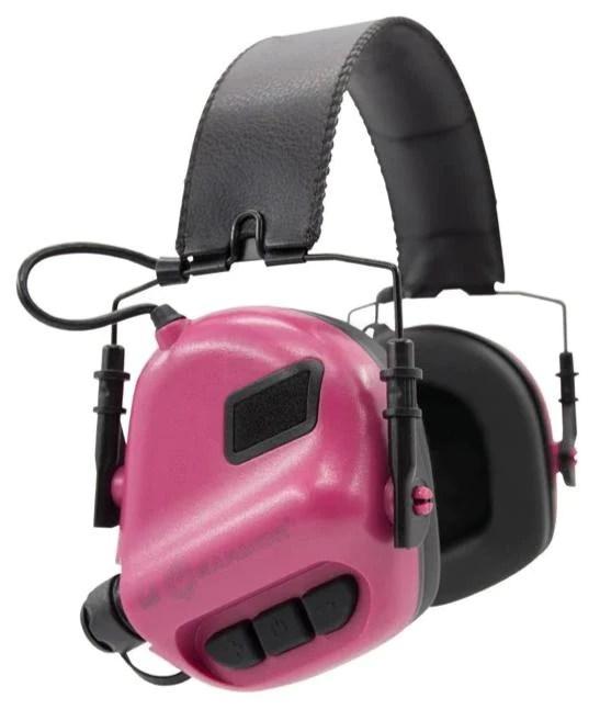 casque anti bruit actif earmor m31 mod3 pink