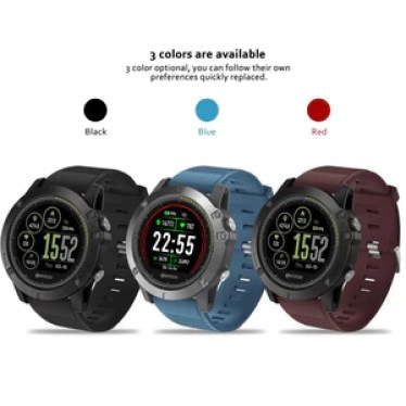 G6 TACTICAL MILITARY SMARTWATCH - COMPATIBLE WITH IOS & ANDROID