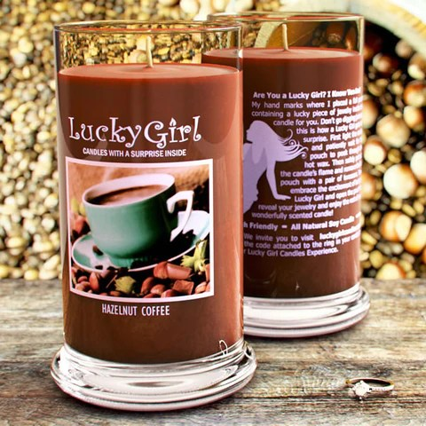 Hazelnut Coffee Candle