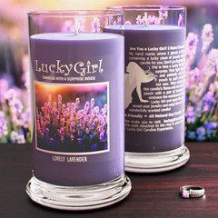 Lovely Lavender Candle