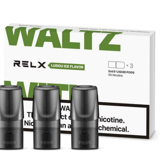 RELX Replacement Pods Cartridges - Ludou (Mung Bean)