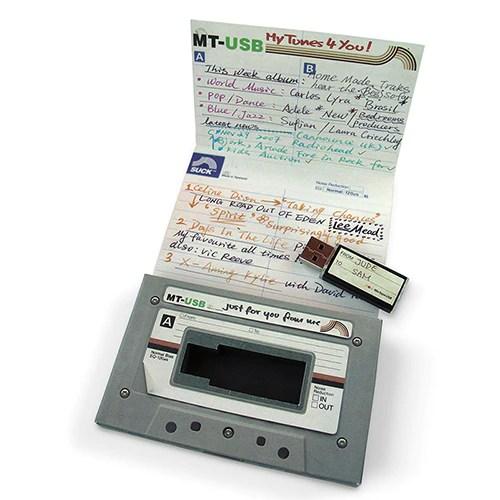 錄音帶造型有聲卡片 - 共有三款隨機出貨 | citiesocial | 找好東西