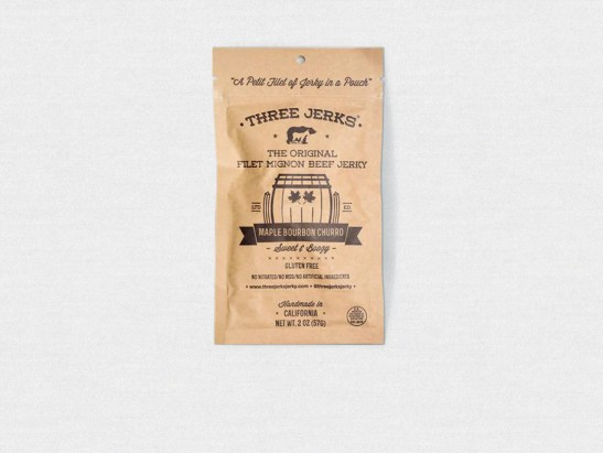 Filet Mignon Maple Bourbon Churro Jerky - Sweet & Boozy