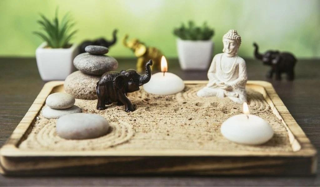 jardin zen miniature et bienfaits