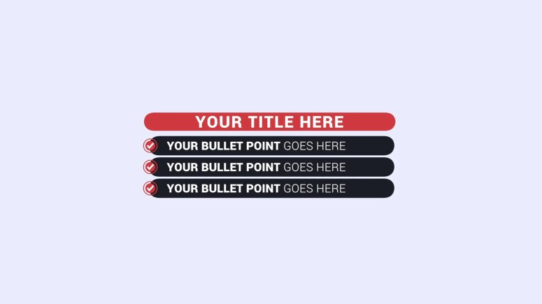 Image result for bullet points lists 1080 x 720