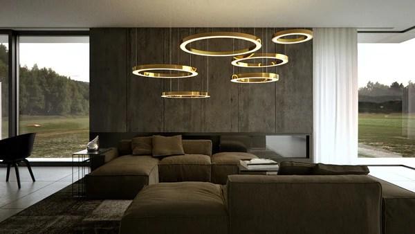 Circular Light Fixtures