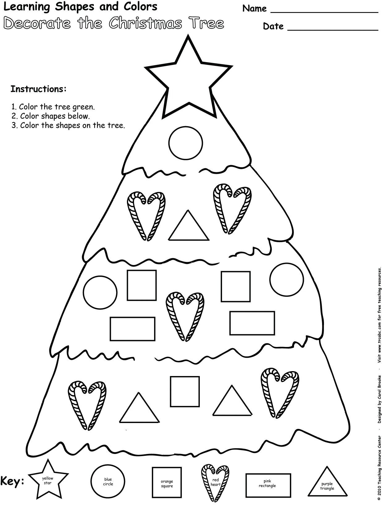 Schede Natale Scuola Infanzia Gk05 Pineglen