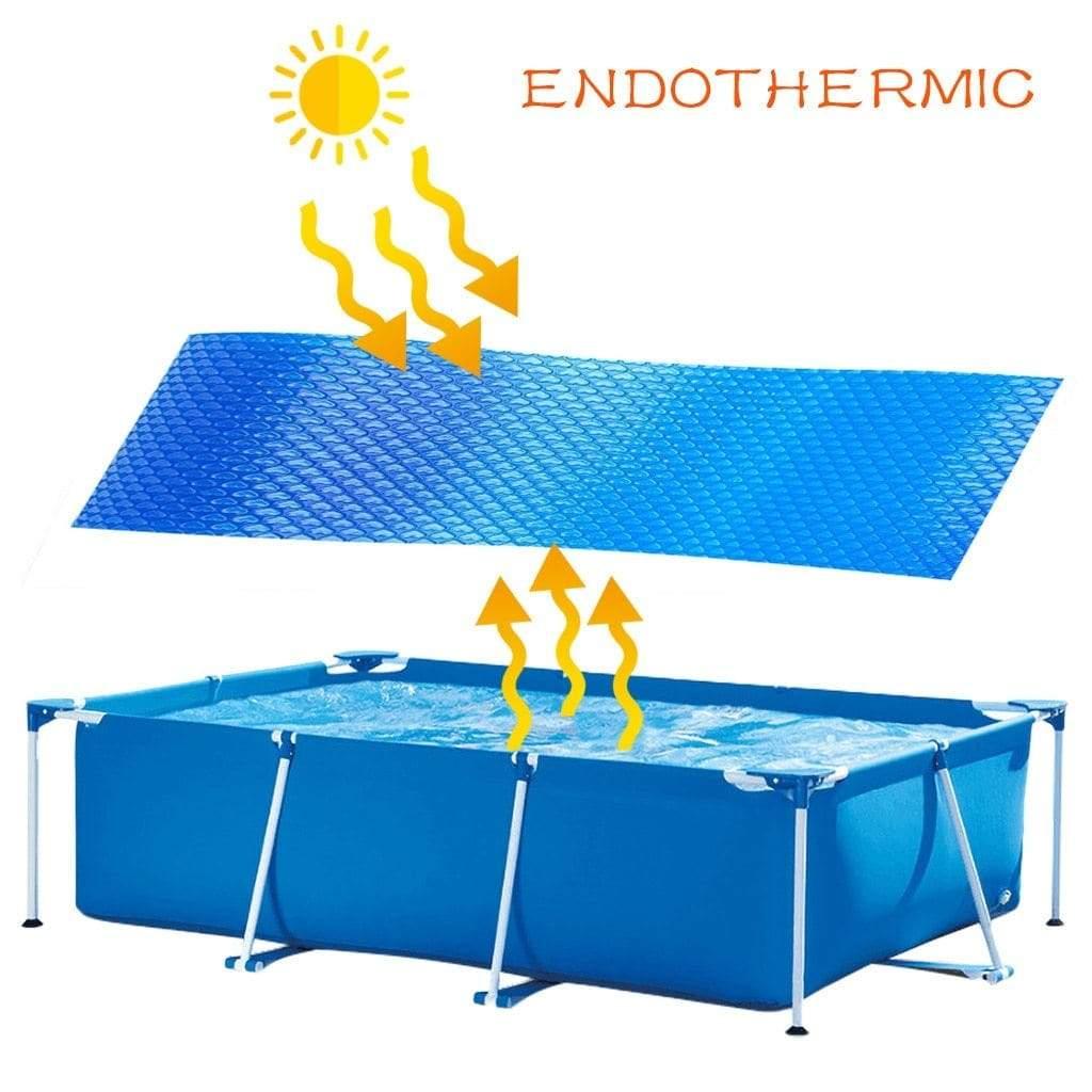 Foot Solar Pool Cover Cayyogo