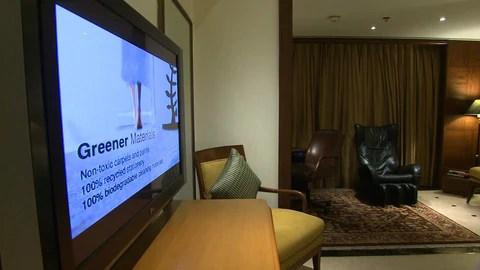 ITC Maurya Hotel Philips Professional Lighting Case