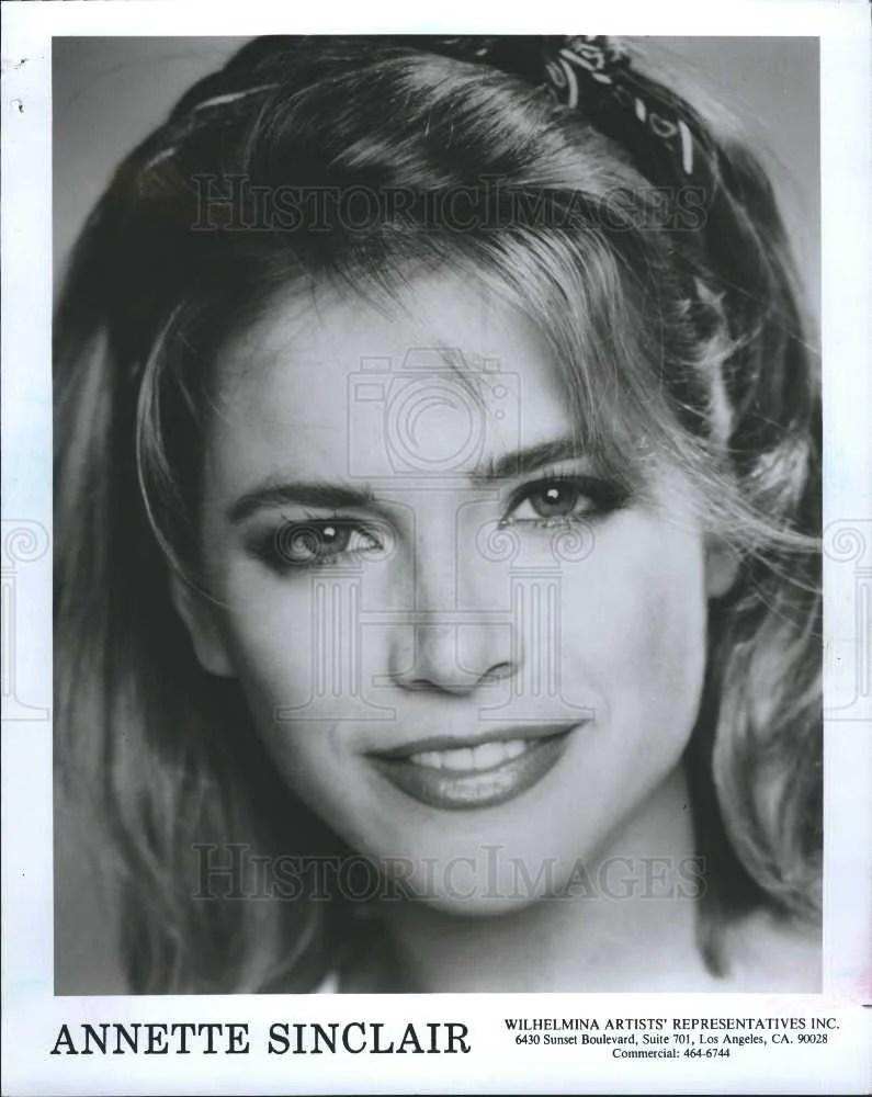 1986 Press Photo Annette Sinclair Bob Seger 25 Engaged