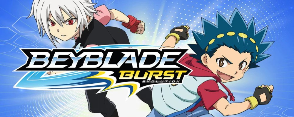 Le guide des toupies Beyblade