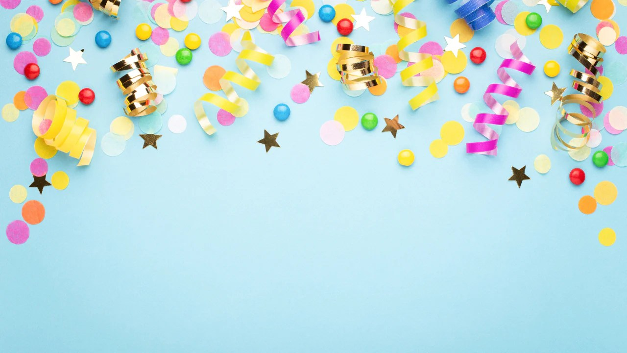 20 Best Happy Birthday Zoom Backgrounds The Party Room