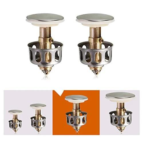 america pop up drain filter wash basin