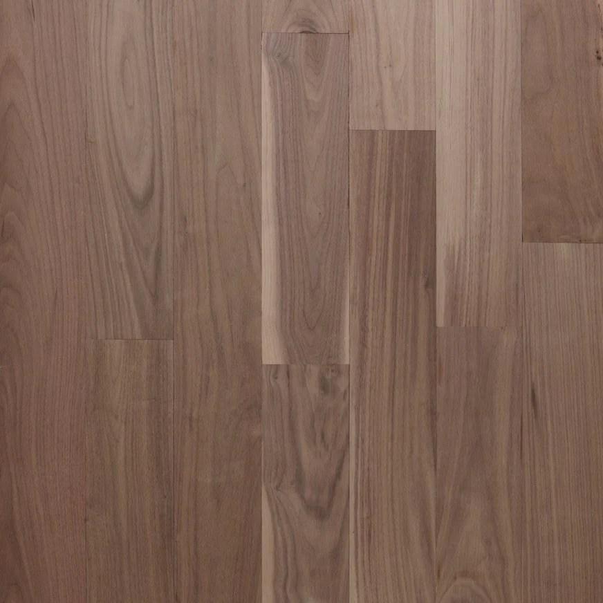 Prefinished Engineered Domestic Walnut – Nature Wood Floors   Prefinished Walnut Stair Treads   Wood Stair   Walnut Ipe   Butcher Block   Stair Parts   Hardwood