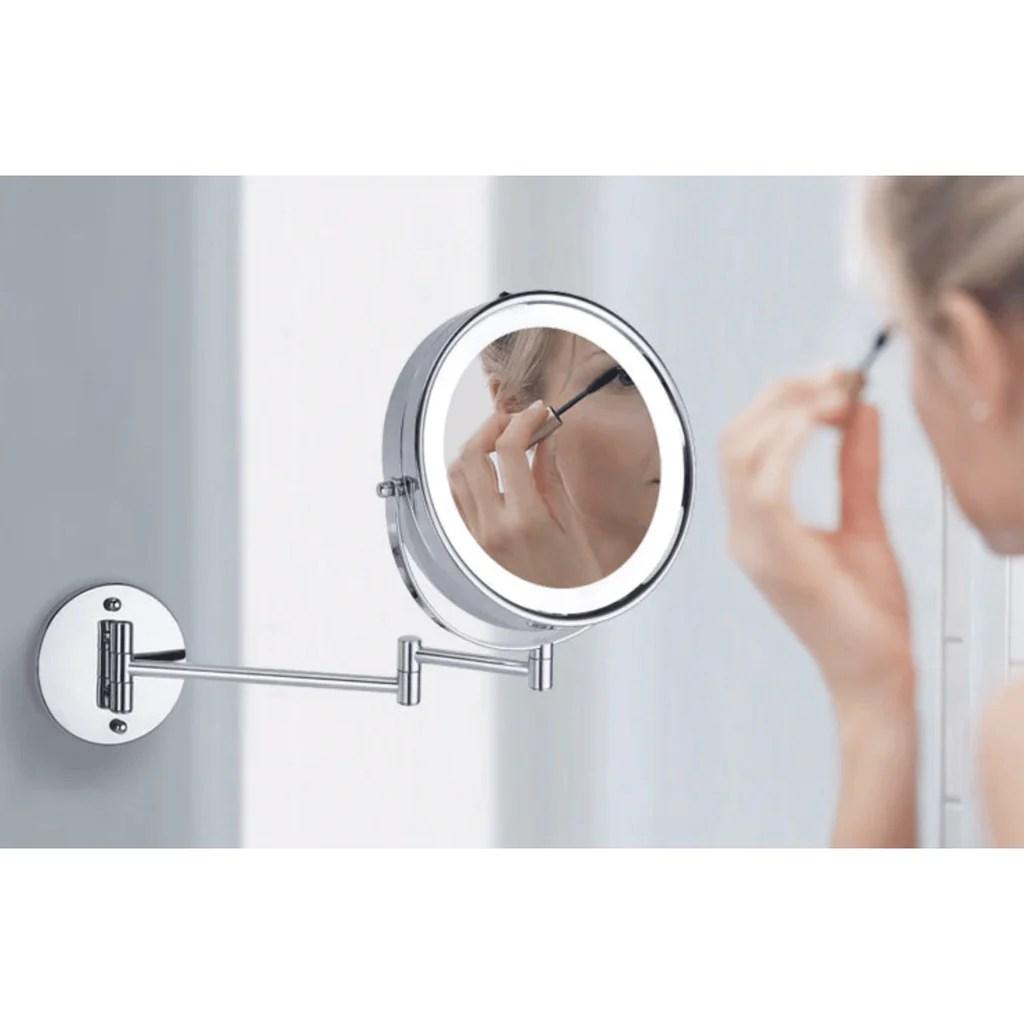 Miroir Grossissant Mural Lumineux X10 Mon Beau Miroir