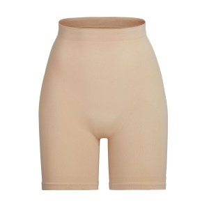 SKIMS Sculpting Short Mid Thigh Shapewear - Nude - Size 4XL/5XL