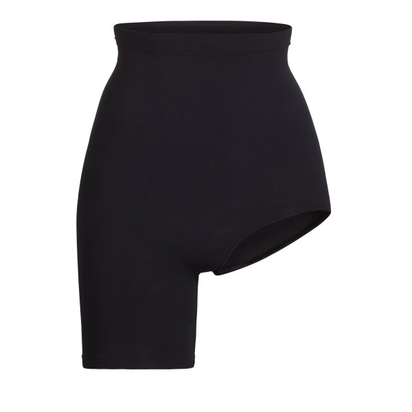 SKIMS Solution Short #1 Shapewear - Black - Size 4XL/5XL