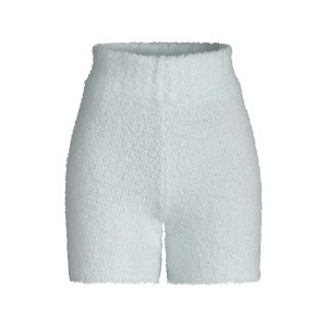 SKIMS Cozy Knit Short - AQUA - Size XXS/XS