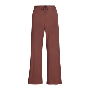SKIMS Women's Sleep Pant - Brown - Size 4XL