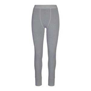 SKIMS Women's Summer Sleep Rib Legging - HEATHER GRAY - Size 4XL