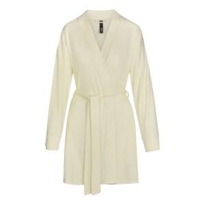 SKIMS Women's Soft Lounge Robe - Yellow - Size XXS