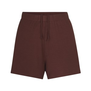 SKIMS Sleep Short - Brown - Size 4XL