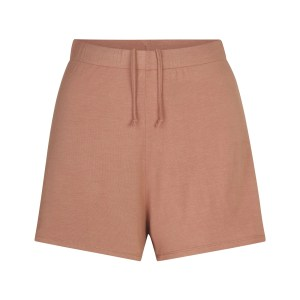 SKIMS Sleep Short - Nude - Size 4XL