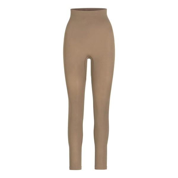 SKIMS Women's Sculpting Legging Shapewear - Brown - Size 4XL/5XL