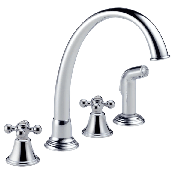 providence brizo two handle kitchen faucet