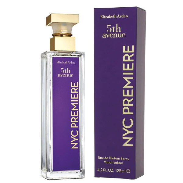 Elizabeth Arden Nyc Perfume 125ml