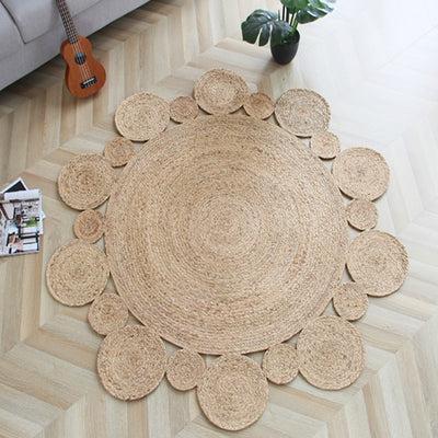tapis rond tapis online