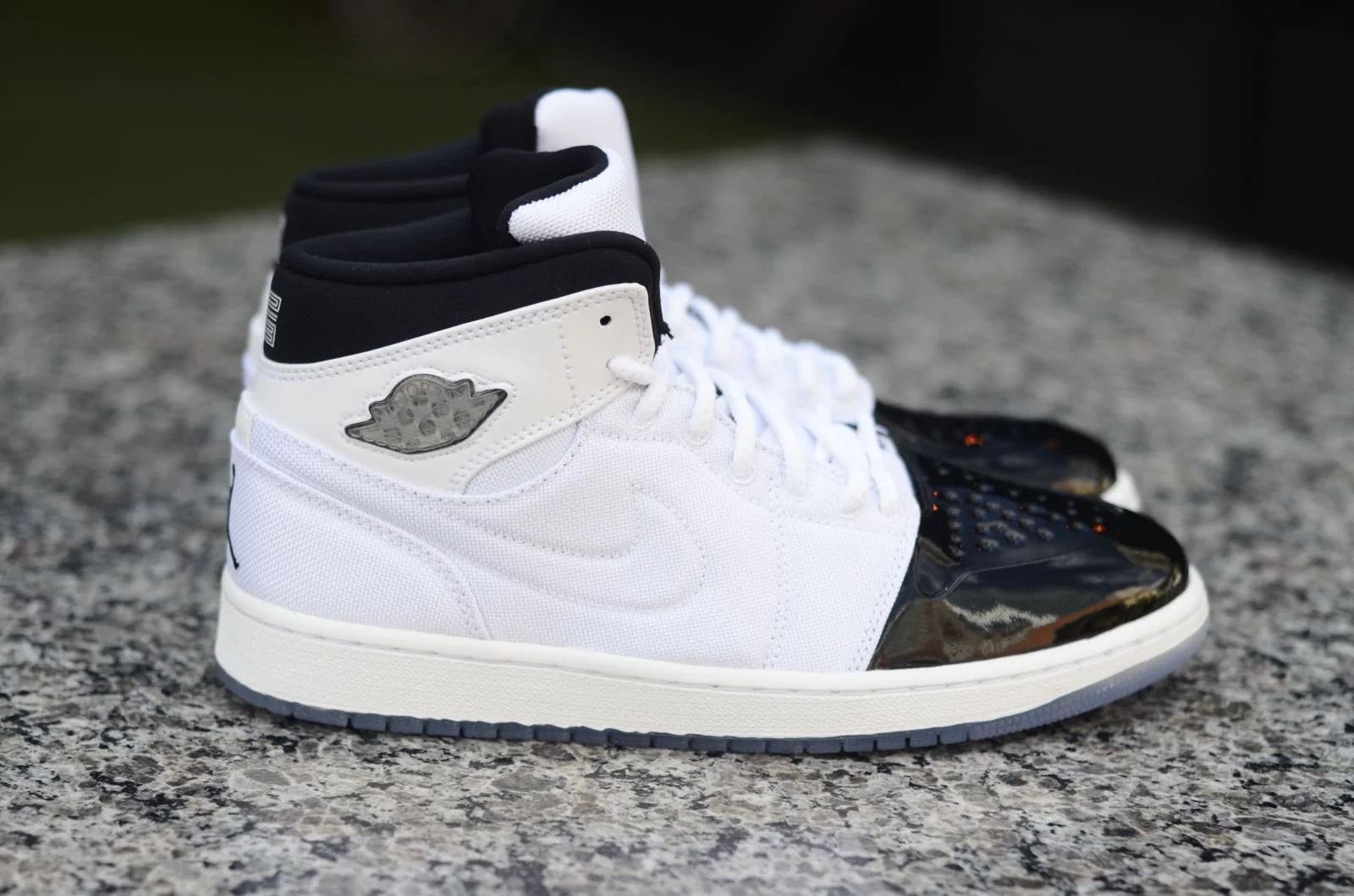 AIR JORDAN 1 RETRO '95 TXT - Concord and Bred – Capsule Online