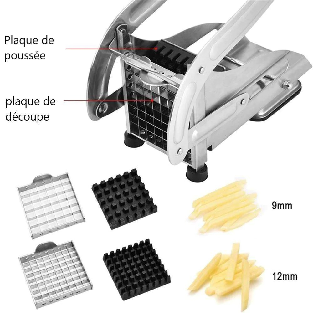 coupe frite incurvee