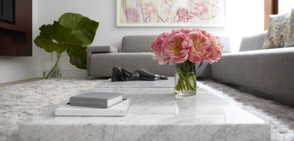 marble coffee table design style ideas