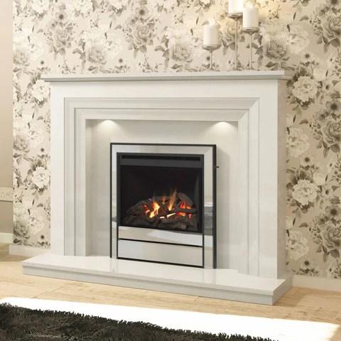fireplace surround ideas best stone