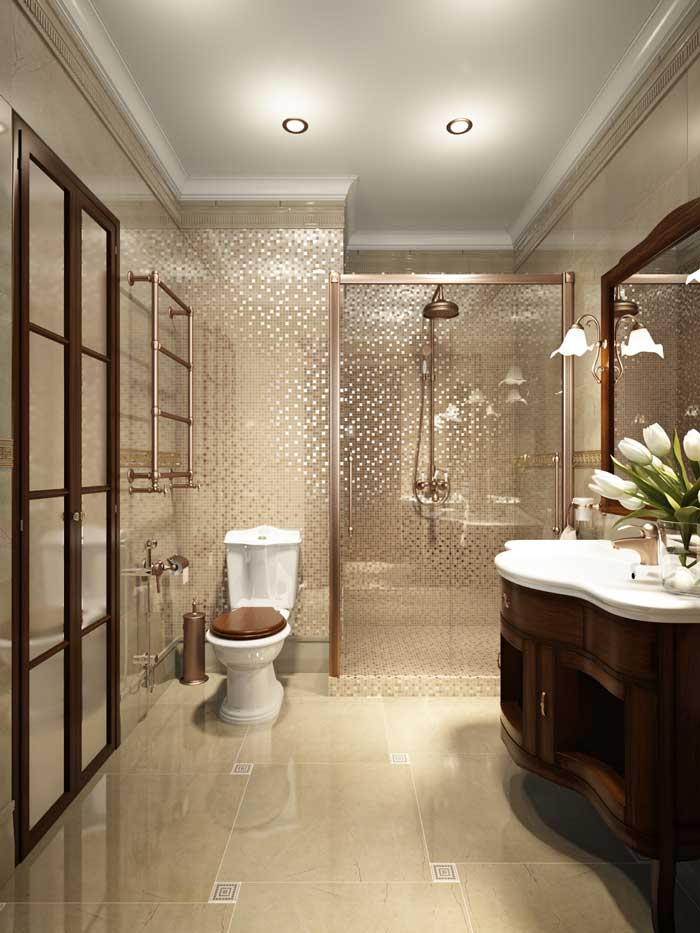 traditional bathroom ideas maintenance