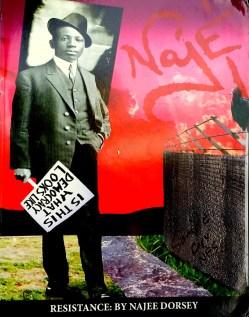 Dorsey, Najee, (Catalog:Resistance Works by Najee)