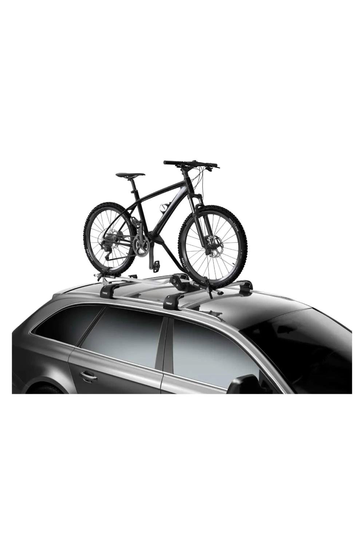 thule pro ride bike car roof rack