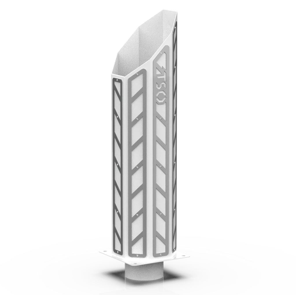 the overlay mitre stack