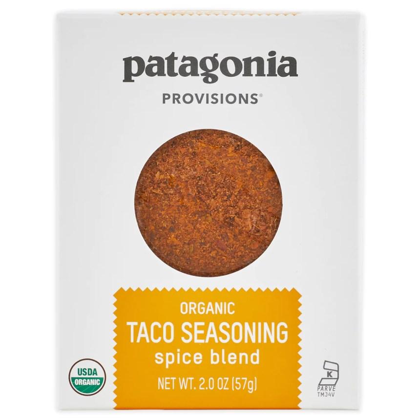 Patagonia Provisions Organic Spices - Aji Moldido, Chimchurri and Taco Seasoning 3