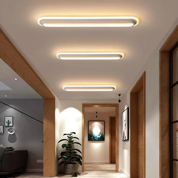 modern led corridor hallway lights