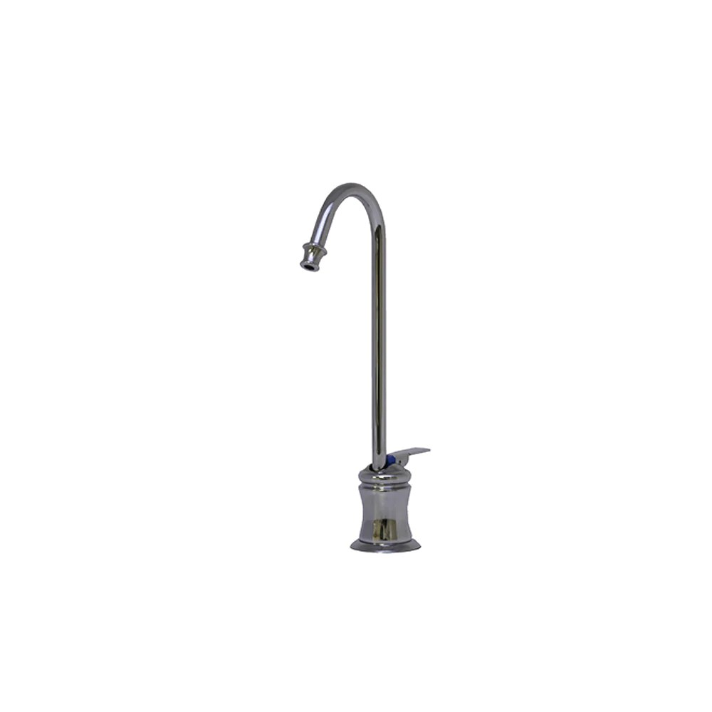 water inc wi fa410c liberty with j spout lead free accessory faucet only for filter