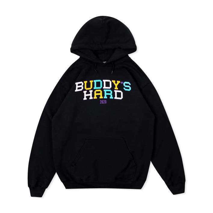 Buddy's Hard Hoodie - Shop Josh Richards