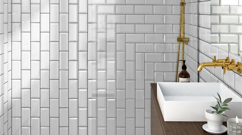 bathroom tile ideas halo tiles
