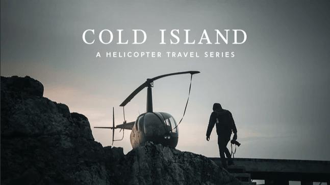 Becki & Chris - Cold Island