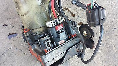 0609 Mazda 3 Electric Power Steering Pump Motor 995097081