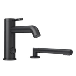 black bathroom faucets millcreek bath