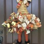 2017 Witch Hat Wreath Tutorial Trendy Tree
