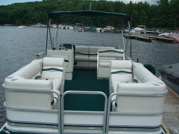 Replacement Pontoon Boat Seats | Godfrey Pontoon Restoration | PontoonStuff